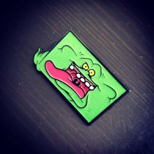 Ghostbusters Slime Box Enamel Pin