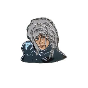 Labyrinth Jareth Enamel Pin