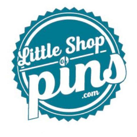 Little Shop of Pins Logo