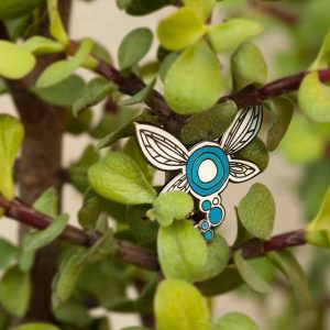 Navi Legend of Zelda Enamel Pin