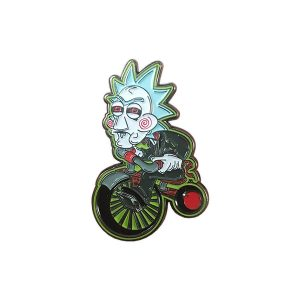 Rick and Morty - Rick Saw Enamel Pin