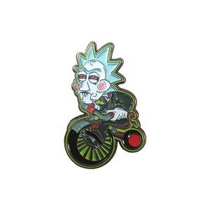 Rick and Morty - Rick Saw Enamel Pin