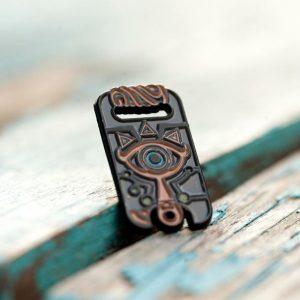 Sheikah Slate Zelda Enamel Pin