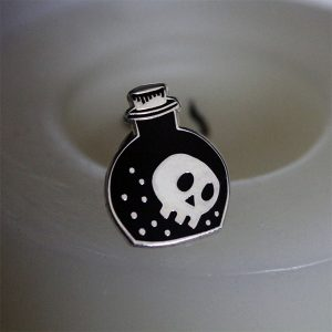 Witches Brew Hard Enamel Pin