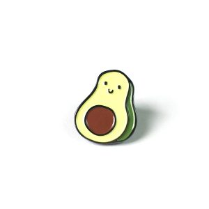 Avocado Enamel Pin