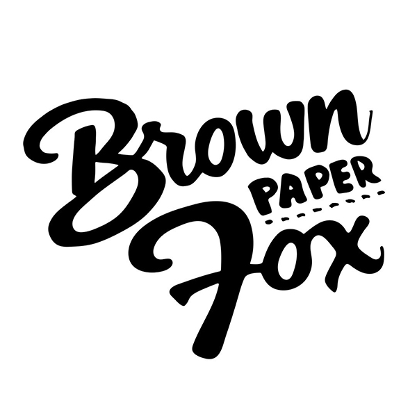 Brown Paper Fox Logo