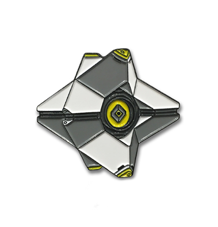 "Destiny Ghost ""Little Light"" Enamel Pin"
