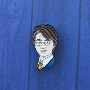 Harry Soft Enamel Pin