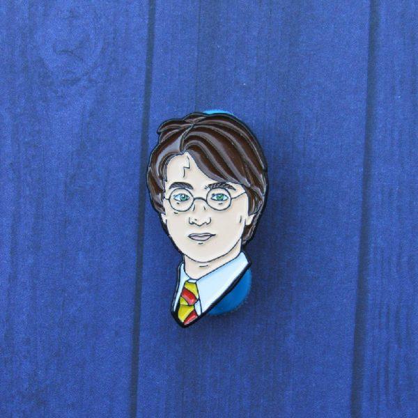 Harry Soft Enamel Pin
