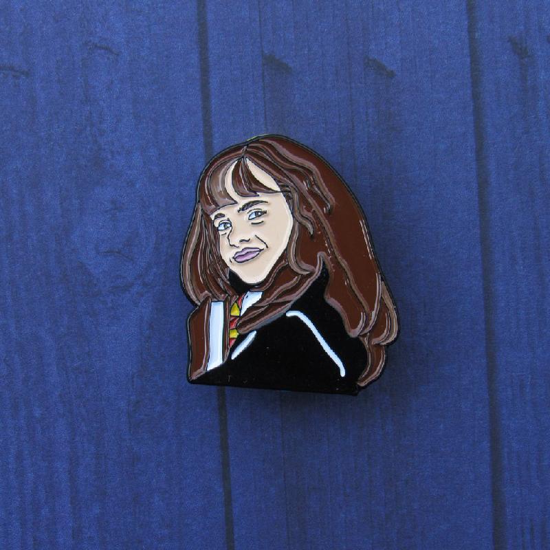 Hermione Granger Enamel Pin