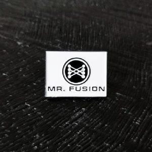 Mr. Fusion Enamel Pin