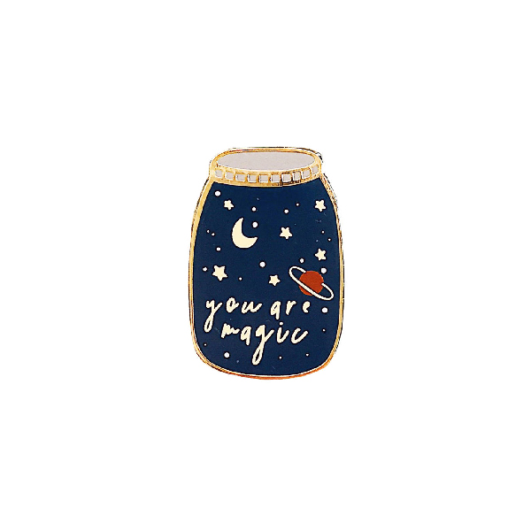 You Are Magic Enamel Pin