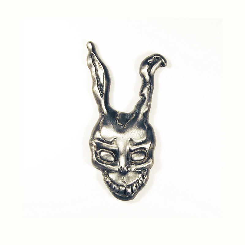 3D Frank the Bunny Pin