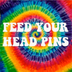 Feed Your Head Pins