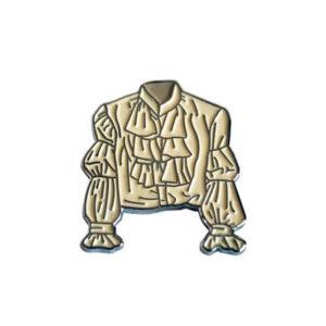 Puffy Shirt Enamel Pin