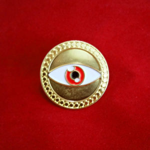 Eye of Agamotto Enamel Pin