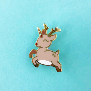 Rudicorn Enamel Pin