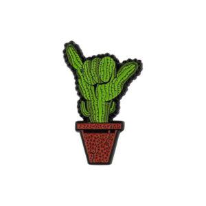 Saguaro Shaka Enamel Pin