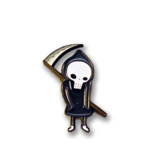 Little Death Enamel Pin