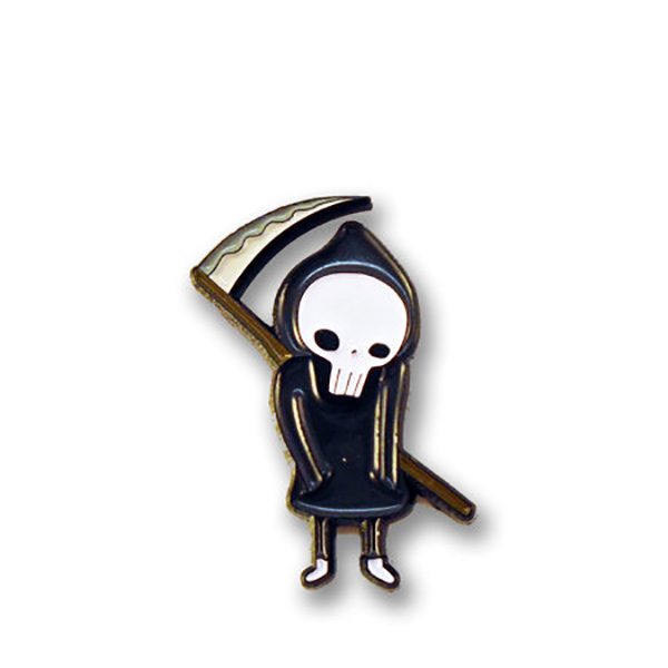 Little Death Enamel Pin
