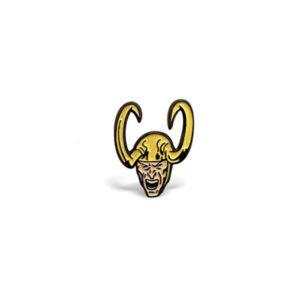 Loki Enamel Pin