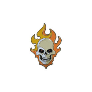 Ghost Rider Enamel Pin