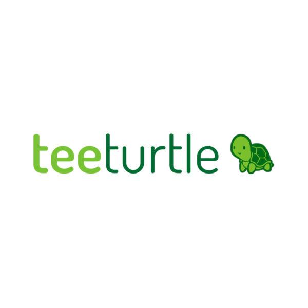 Tee Turtle Enamel Pin