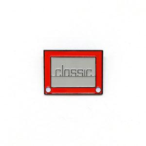 Vintage Toy Enamel Pin