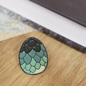 Dragon Egg Enamel Pin