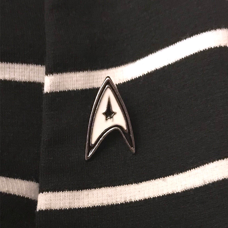 Star Trek Insignia Enamel Pin